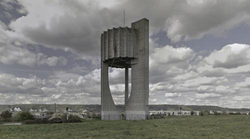 Water Tower (Saint-Aubin-Lès-Elbeuf, France)