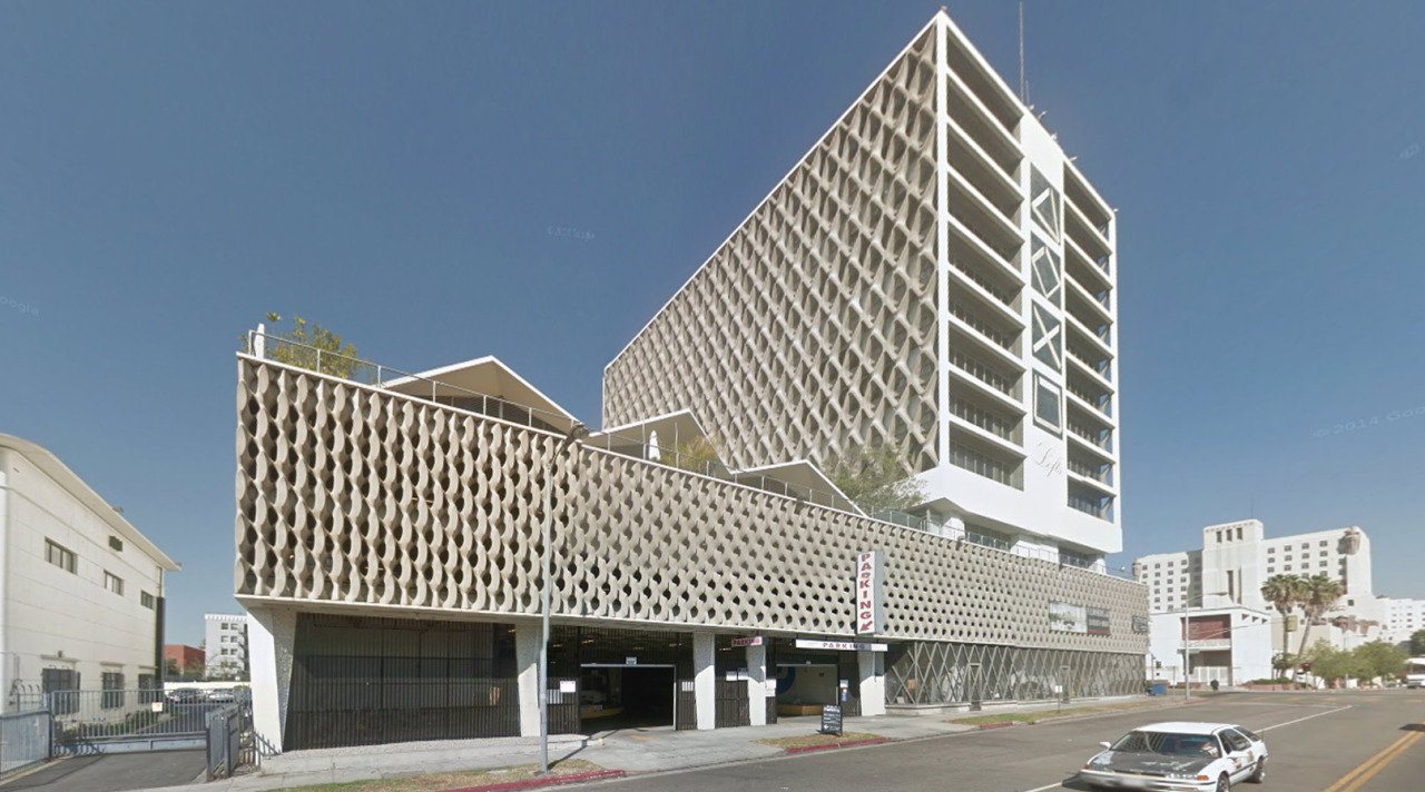 American cement building los angeles usa 1960 by dmjm for American house construction