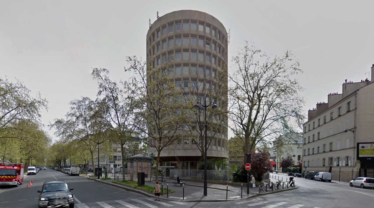 Office national des for ts paris france artstreetecture - Office tourisme italien a paris ...