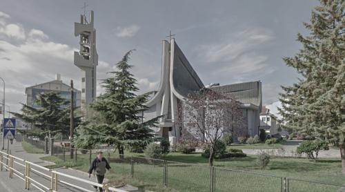 Cathedral of the Sacred Heart of Jesus (Skopje, Macedonia)