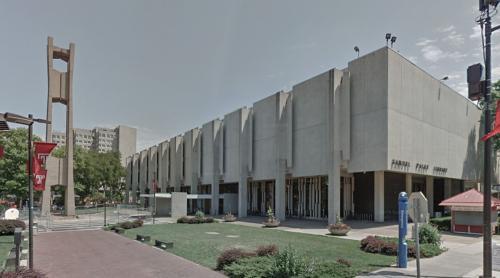 Samuel Paley Library (Philadelphia, United States)