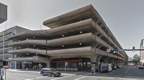 Temple Street Garage (New Haven, United States)