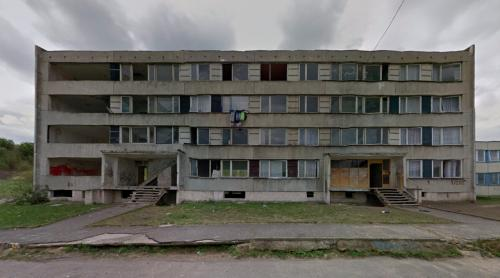 Chánov Housing Estate (Most, Czech Republic)