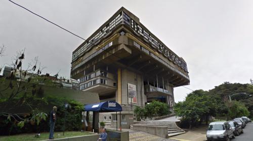 Biblioteca Nacional Mariano Moreno (Buenos Aires, Argentina)