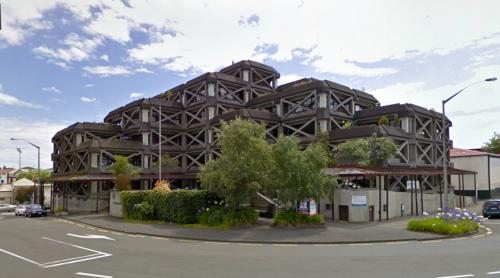 Former Whanganui Departmental Building (Whanganui, New Zealand)