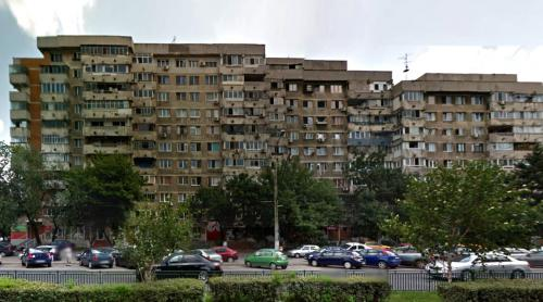Mixed used building (Bucharest, Romania)