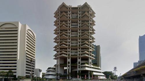 Intiland Tower (Jakarta, Indonesia)