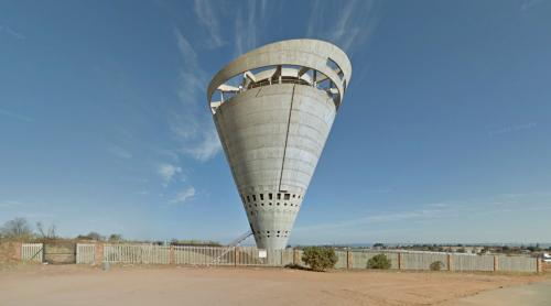 Grand Central Water Tower Midrand (Johannesburg, South Africa)