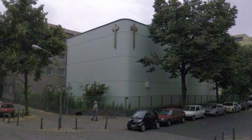 St. Richard Kirche - 1975 by Michael King (Berlin, Germany)