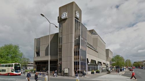 Hove Town Hall (Hove, United Kingdom)