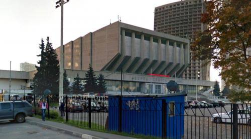 Dynamo Sports Palace (Moscow, Russia)