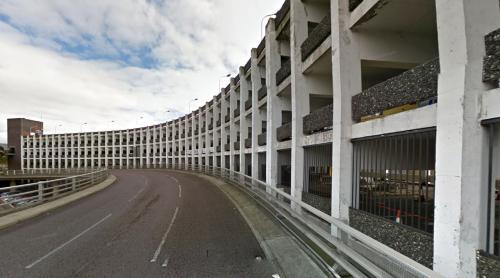 Manors Car Park (Newcastle, United Kingdom)