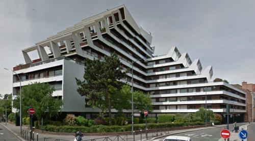 Barre Saint-Just (Rennes, France)