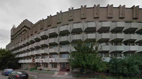 Dnepropetrovsk Hotel (Dnipro, Ukraine)