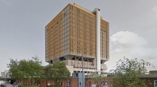 Belfast City Hospital (Belfast, United Kingdom)
