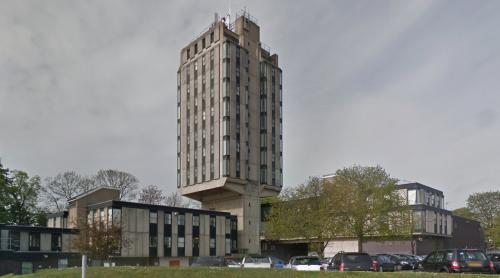 Wrexham Police Station (Wrexham, United Kingdom)