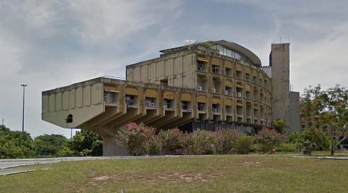 Centro Administrativo da Bahia (Salvador De Bahia, Brazil)