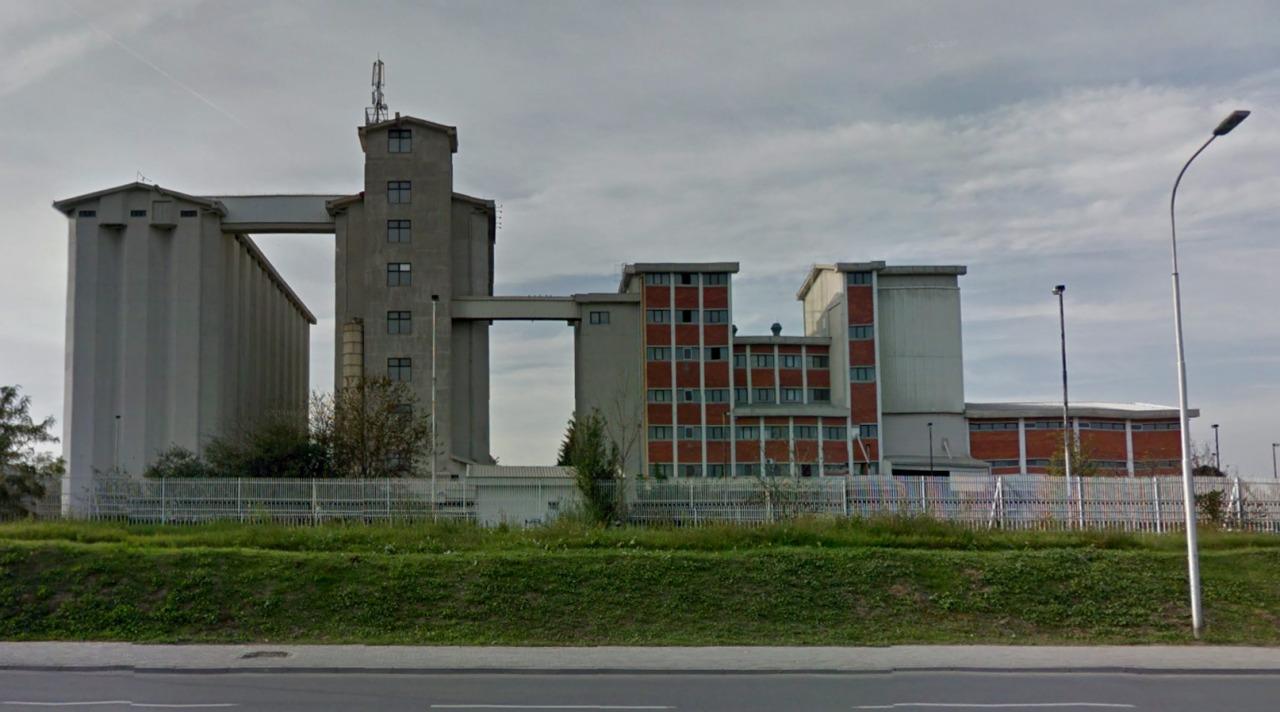 Factory Skopje Macedonia Artstreetecture