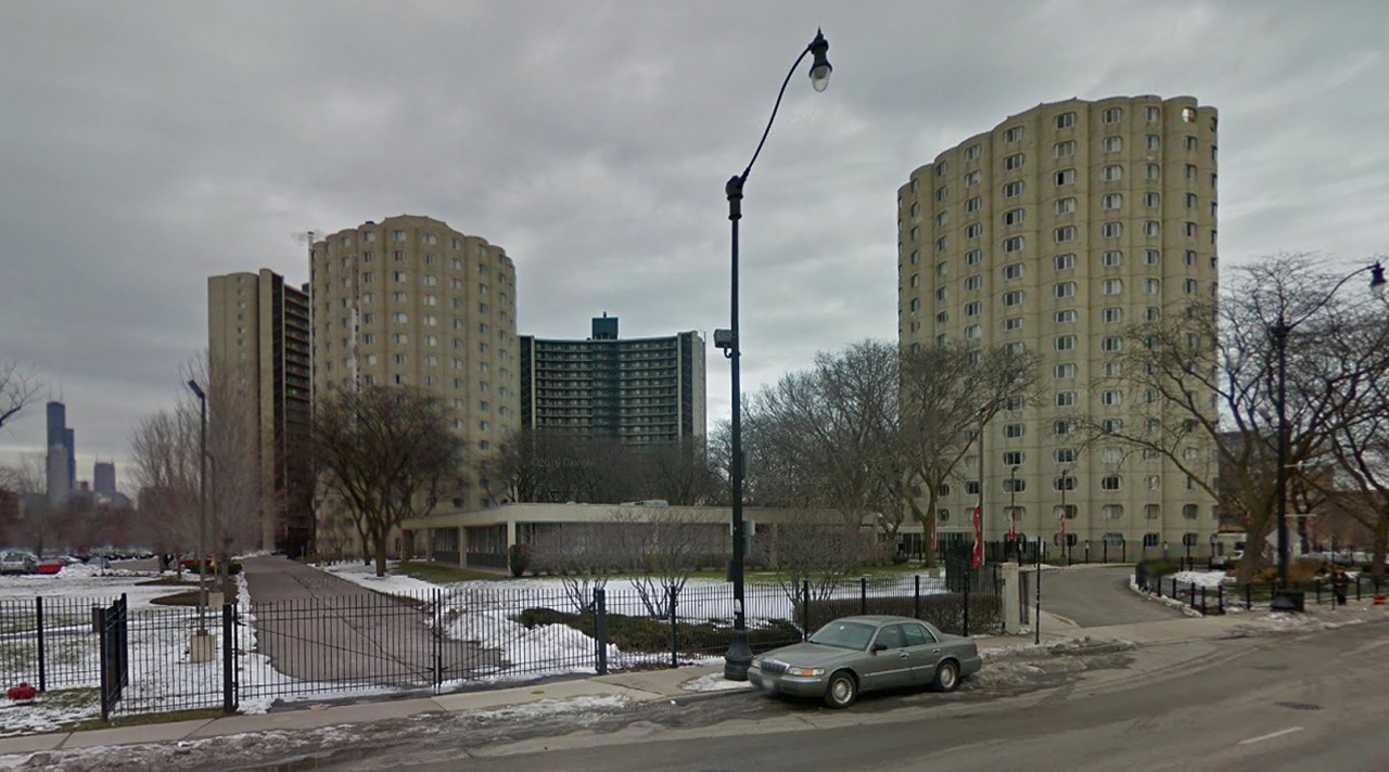 Hilliard Towers Apartments Chicago Il